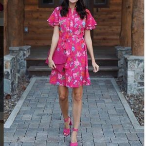 Ann Taylor Shirt Dress.